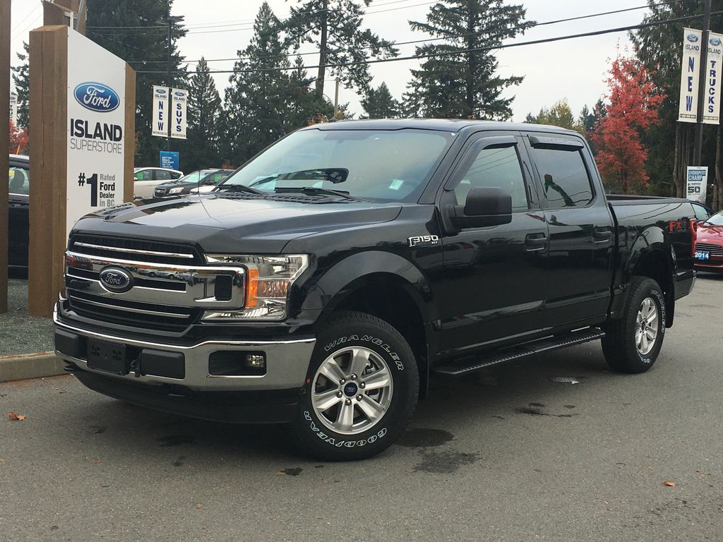 2018 ford pickup. simple pickup new 2018 ford f150 xlt fx4 v8 supercrew to ford pickup i