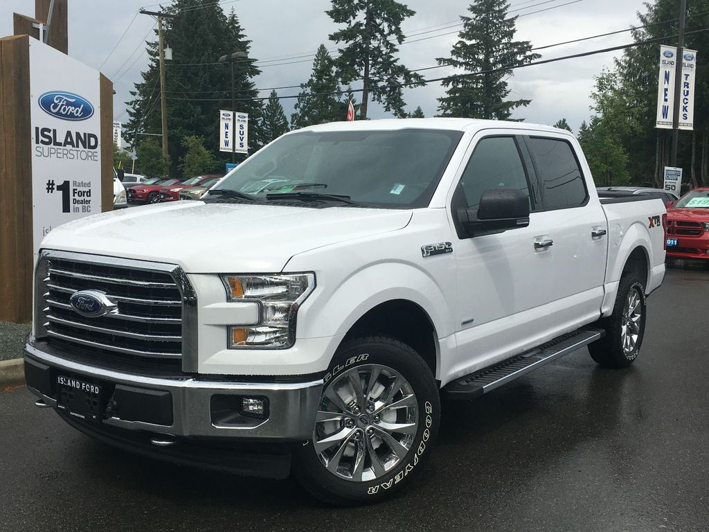 new 2017 ford f 150 xlt fx4 xtr 302a ecoboost supercrew 4 door pickup in duncan 17329 island ford. Black Bedroom Furniture Sets. Home Design Ideas