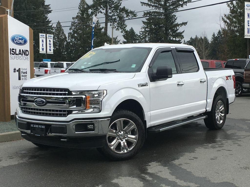 new 2018 ford f 150 xlt xtr 302a ecoboost supercrew 4 door pickup in duncan 18031 island ford. Black Bedroom Furniture Sets. Home Design Ideas