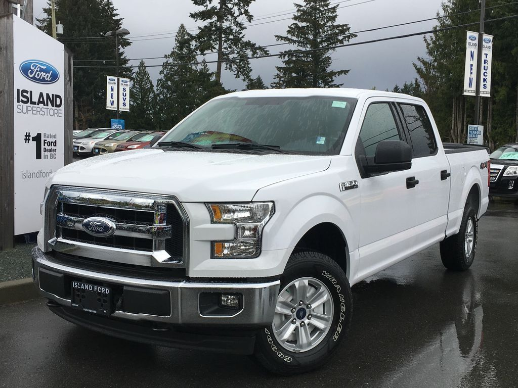 new 2017 ford f 150 xlt v8 supercrew 4 door pickup in duncan 17309 island ford. Black Bedroom Furniture Sets. Home Design Ideas