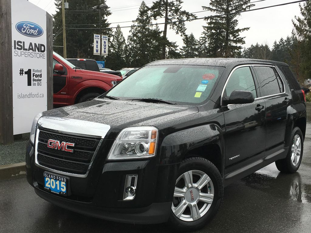 used 2015 gmc terrain sle backup camera satellite radio. Black Bedroom Furniture Sets. Home Design Ideas